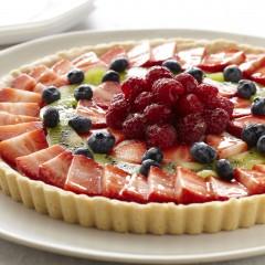 Paula Deens Makeover Marijuana Fruit Tart