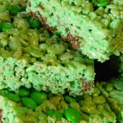 Medicated Rice Crispy Treats