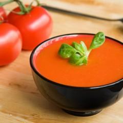 Creamy Cannabutter Homemade Tomato Soup