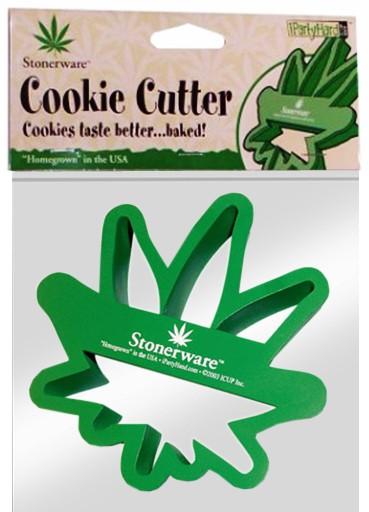 Pot Leaf Cookie Cutter