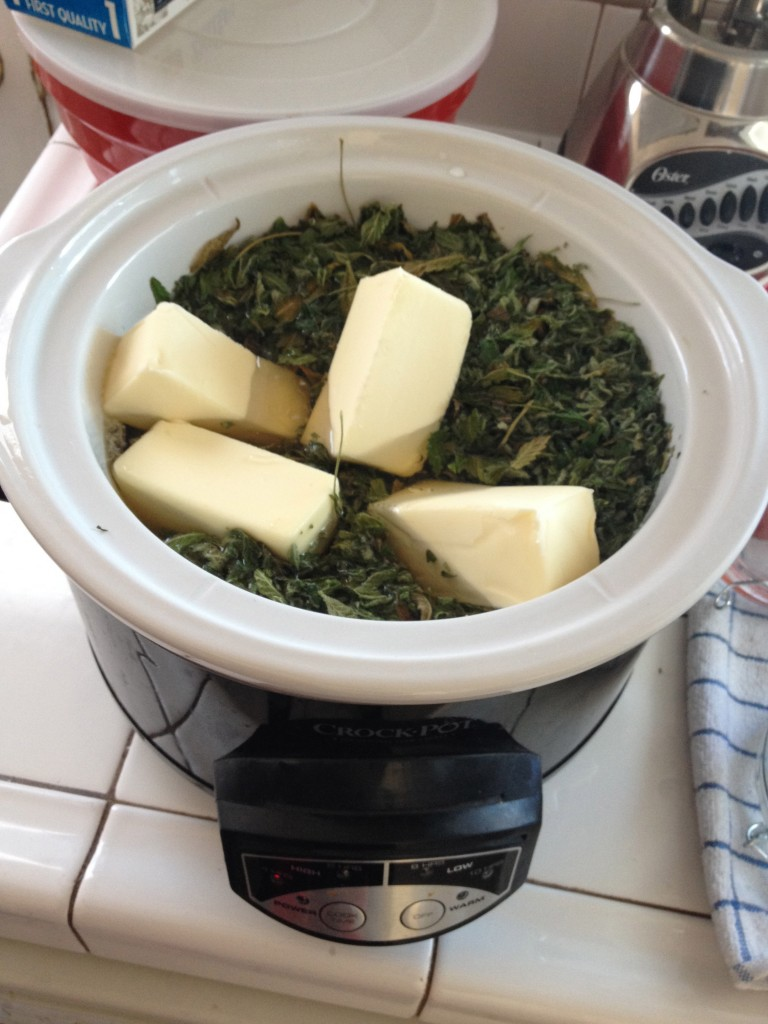 Crock-Pot CannaButter Recipe in just 10 Easy Steps