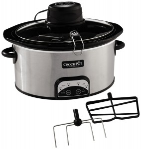 Crock-Pot  iStir Automatic Stirring Slow Cooker