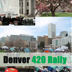 2014 Denver 420 Rally Recap