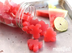 THC Infused Sour Watermelon Gummies Recipe