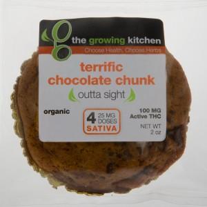 Terrific Chocolate Chunk Cookie