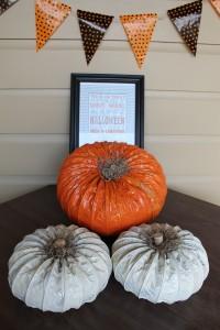 Ducting Pumpkins