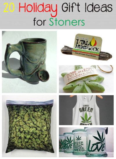 20 Holiday Gift Ideas for Stoners
