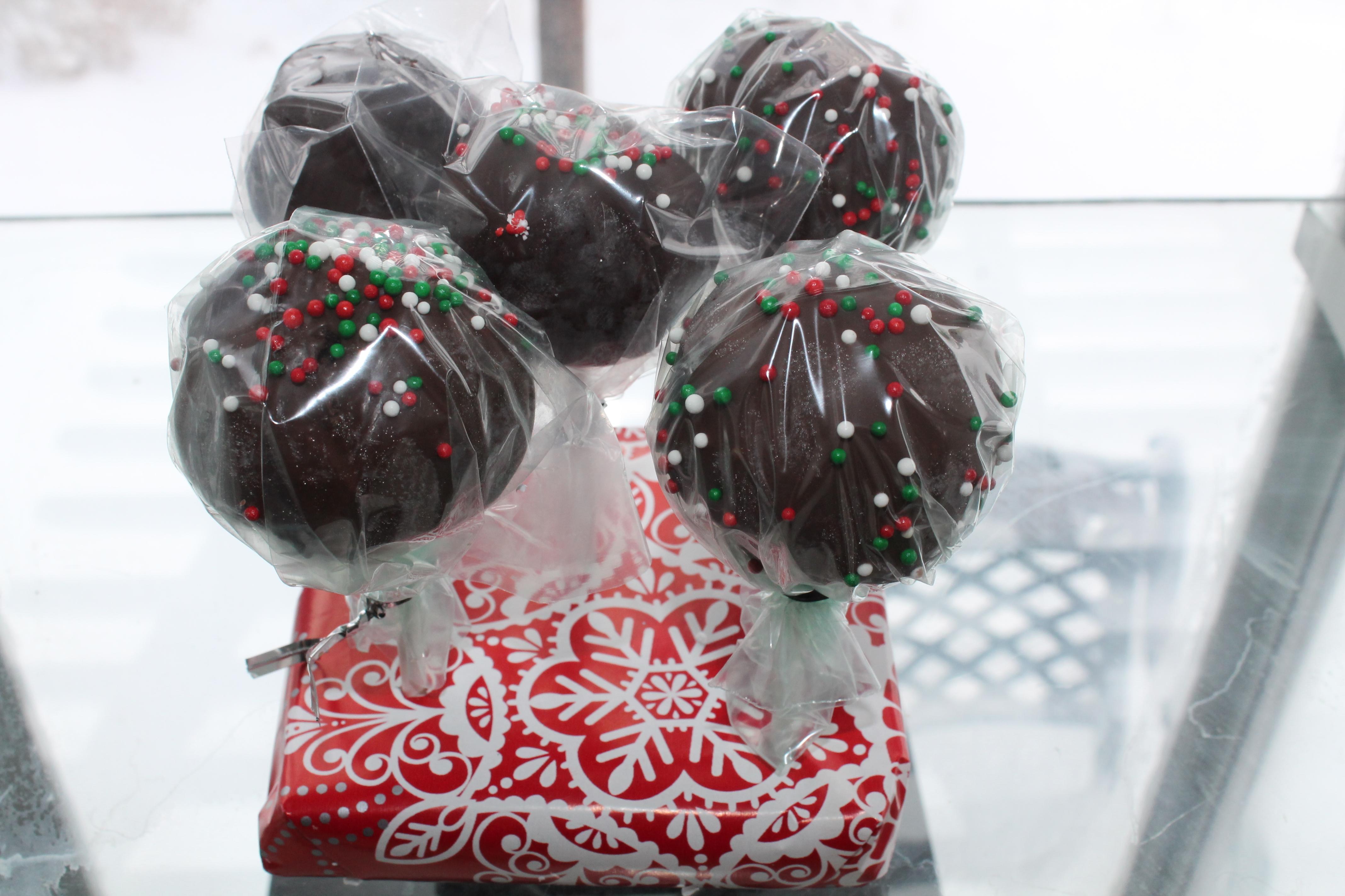 Chocolate Pot Cake Pops E Marijuana Recipes