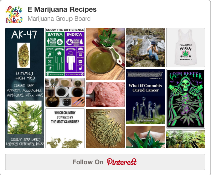 Marijuana Group Board - Pinterest