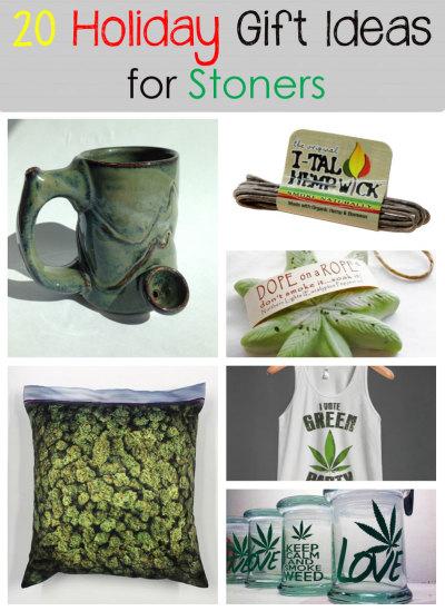 20 Holiday Gift Ideas for Stoners - E Marijuana Recipes